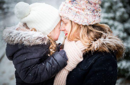 famille neige paris parc georges brassens
