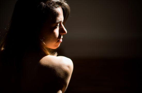féminité boudoir paris portrait femme