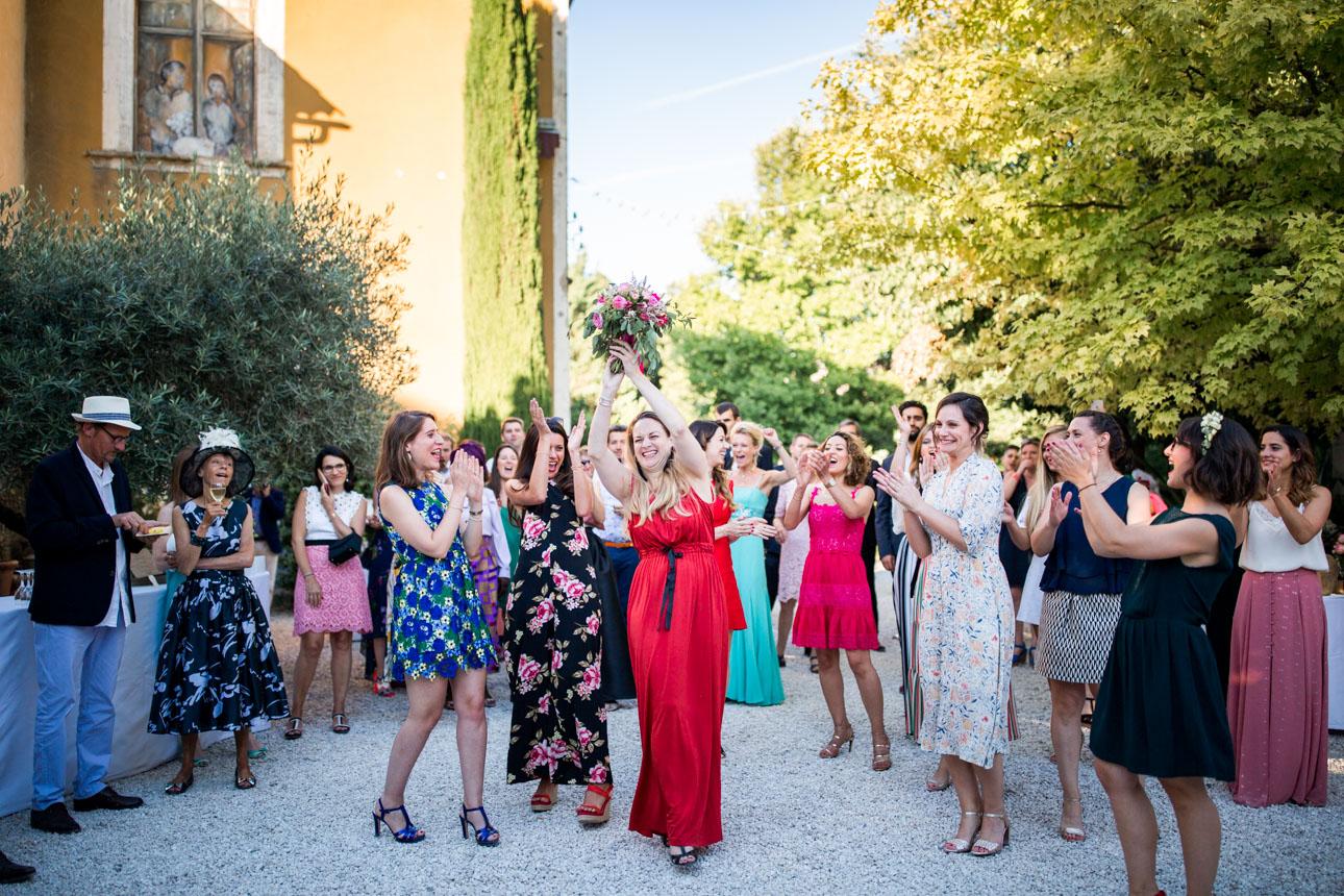 photographe mariage provence - domaine de blanche fleur